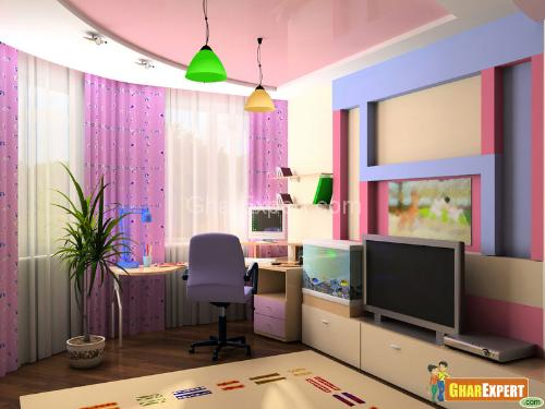 Choose Colors for Rooms - Kids room, kitchen, Living Room and ...