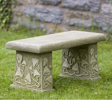 Garden Benches | Wooden Garden Benches | Curved Garden Benches ...