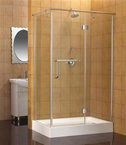 Cubical Shower Enclosure