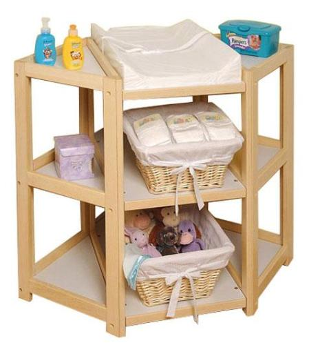 Baby Room Changing Table