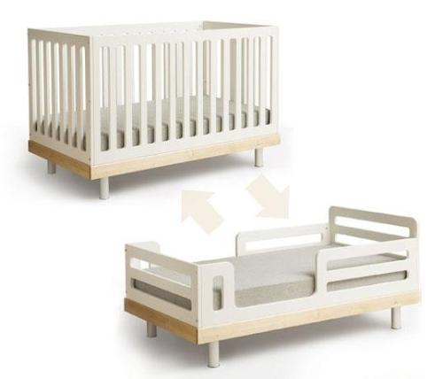 Convertible Toddlers Bed Design