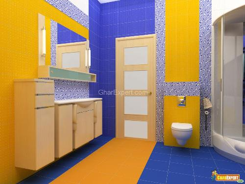 Bathroom tiles design in kerala images for Bathroom designs in kerala