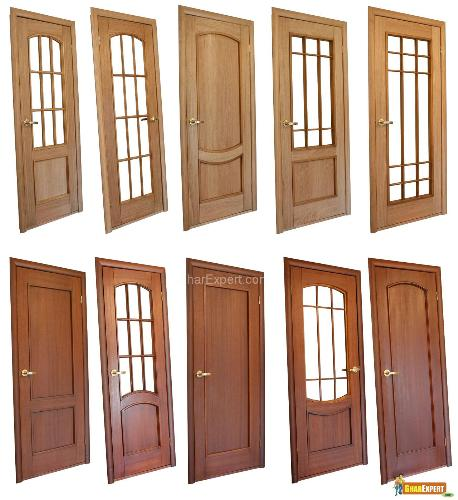 Ready Made Doors Wooden Wood Flush Door