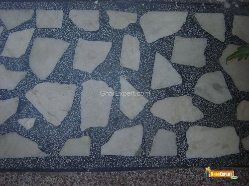 Crazy Marble Flooring