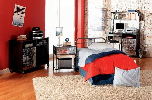 Teenage bedrooms teenager bedroom ideas teenage for Designs for teenagers bedroom