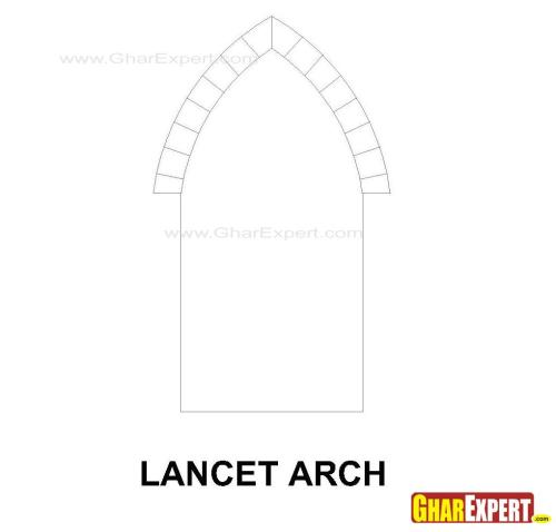 Lancet arch