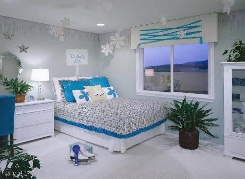 white bedroom decoration ideas