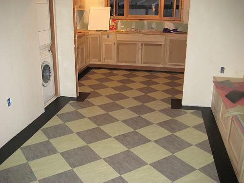 Linoleum Kitchen Flooring
