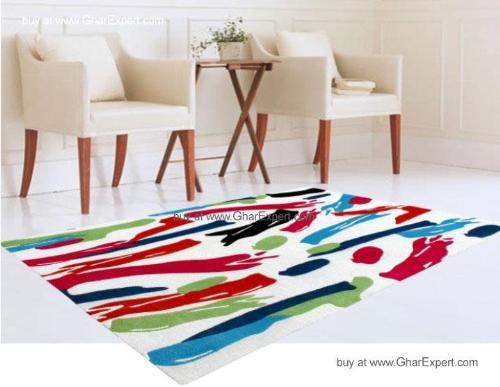 Colorful Area Rug For Living Room