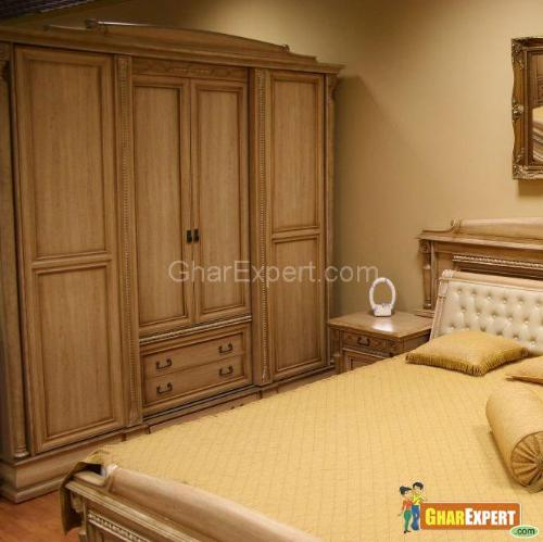 Bedroom Wooden Wardrobe