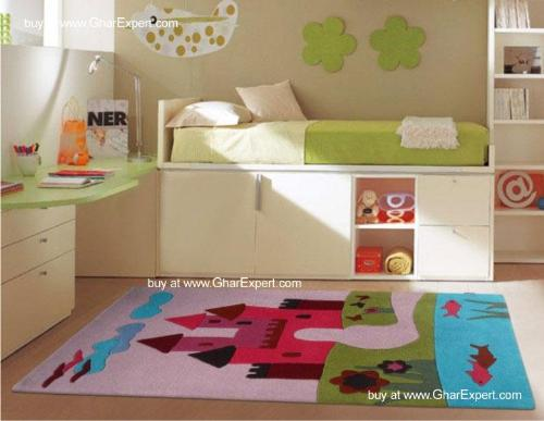 Carpets and Rugs for Kids Bedroom