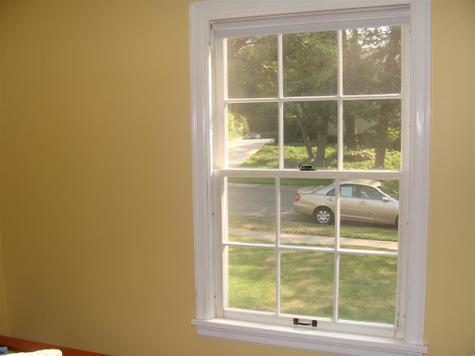 Double Hung Bedroom Windows