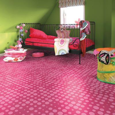 Vinyl Flooring In Kids Room