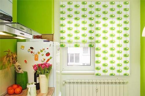 Stylish Kitchen curtains