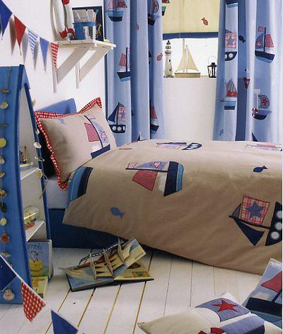 Boys Bedroom Curtains