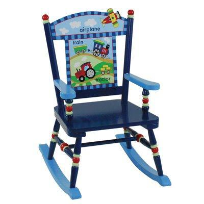 Rocking Chair for Baby Boy