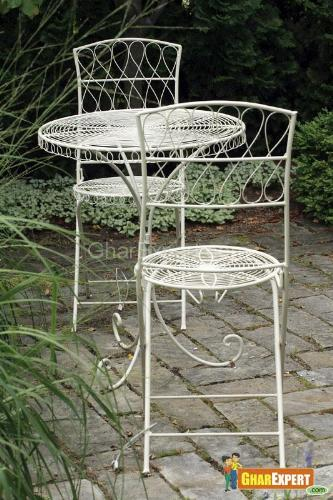 4162008114542 Metal Patio Furniture