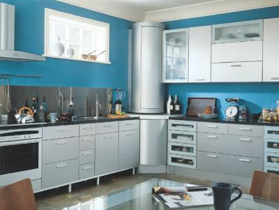 Color Scheme for kitchen
