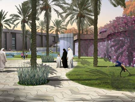 Martha Schwartz Partners brings striking landscape design ...
