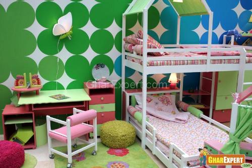 Bunk Bed for Kids Bedroom