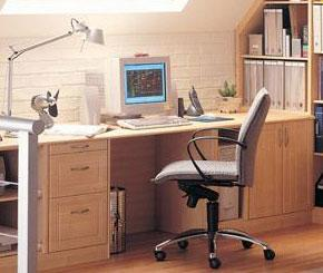 Executive Computer Desk