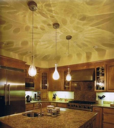 Incandescent kitchen Light