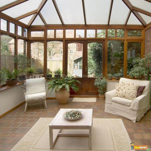 Skylight Porch Design