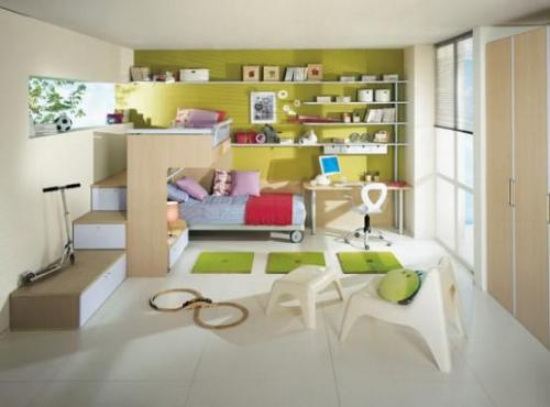 Modern Furniture Set for Kids Bedroom