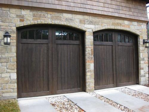 Traditional Garage Door