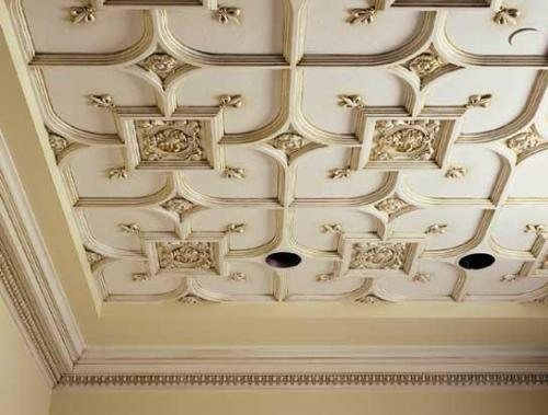 Drawing room ceiling designs false ceiling designs for Plaster of paris ceiling designs for living room