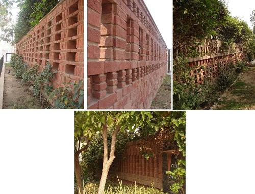 Wall Jali Design : Brick jali archistud where creativity takes shape