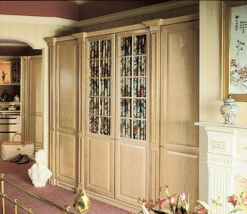 Shakers Style Bedroom Wardrobes