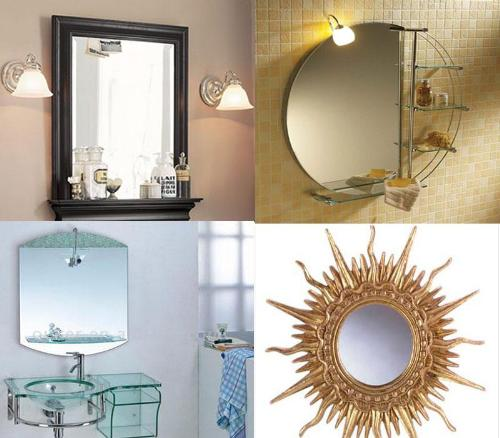 Bathroom Accessories Set With Mirror : Bathroom accessories bath