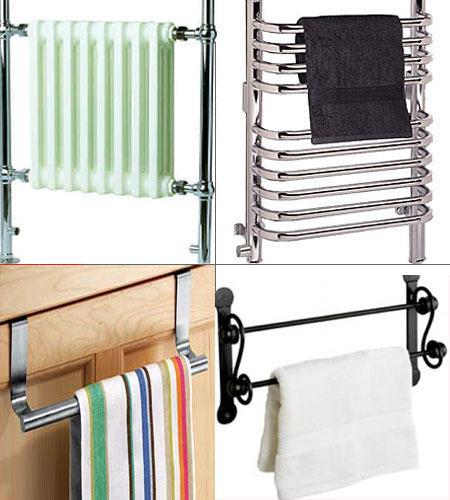 Bathroom Accessories- Towel Rail