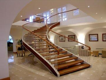 Stairs Design | Satircase Designs | Spiral Stairs Design | Straight ...