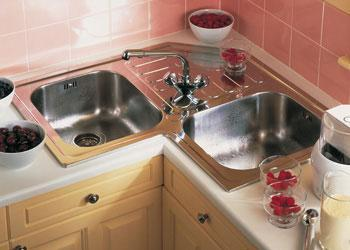 Small Corner Kitchen Sink :  Small Kitchen Designs Kitchen Designs in India Small Kitchen ...