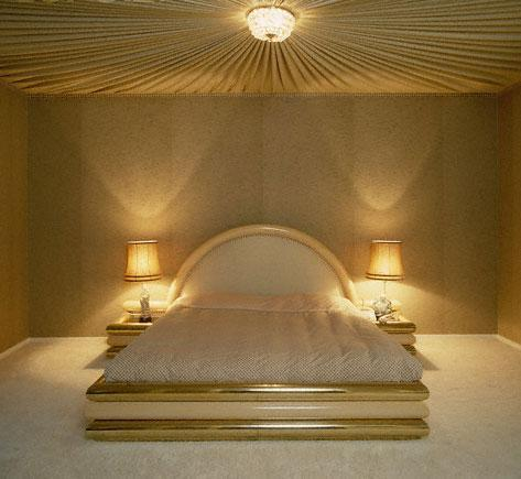 Beautiful Ceiling in Master Bedroom