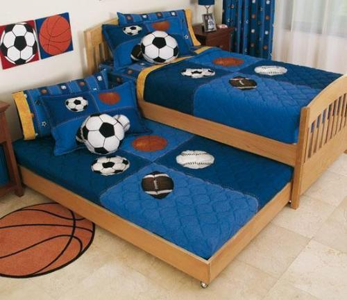 Interior design tips kids bed - Toddler beds for boys ...