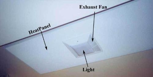Combination Exhaust Fans