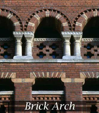 Brick arches