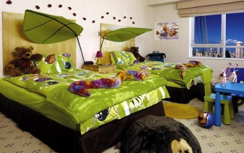 Kids room decoration ideas and interior designs for kids