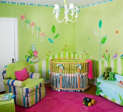 Baby Room Color