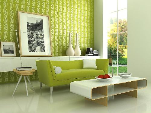 Perfect Green Living Room Interior Design 500 x 375 · 35 kB · jpeg