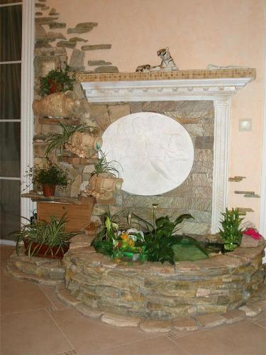 Garden Fountain or Decorative Fountain for Patio