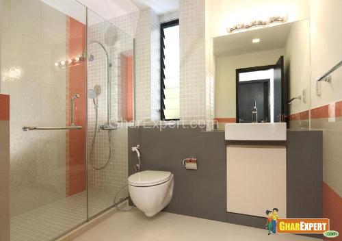 Bath Shower doors for bathroom decoration