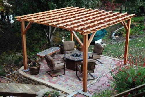 pergola ideas and pictures