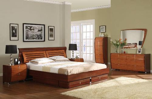 Classy Elevated Platform Bedroom Sets
