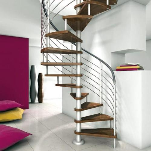 Staircase railings staircase stair railing staircase design wrought iron railings - Staircase designs for small spaces set ...