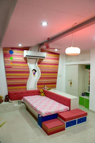 Ceiling designs for kids room