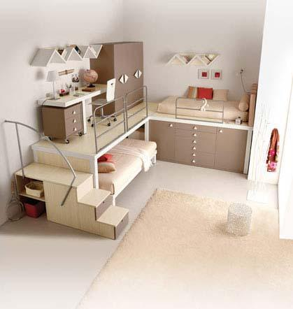 Sibling room design